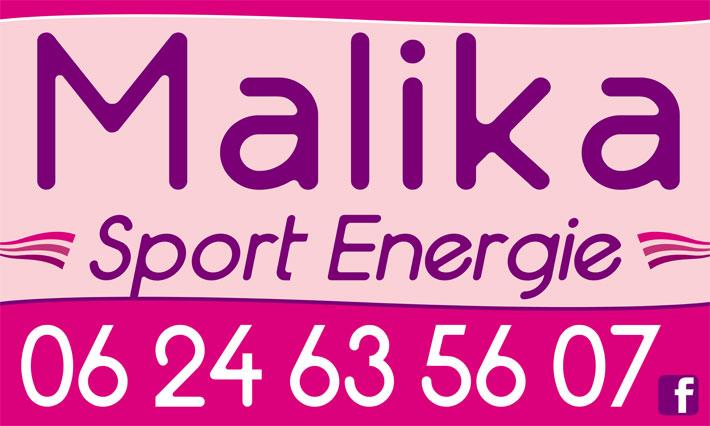 image représentant le logo de Malika Sport Energie
