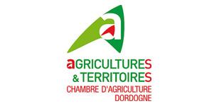 Logo de la Chambre d'agriculture de la Dordogne