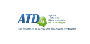 Logo de l'ATD Dordogne
