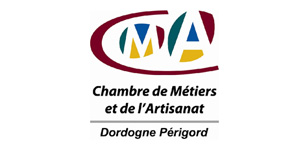 Logo de la Chambre de métiers de la Dordogne
