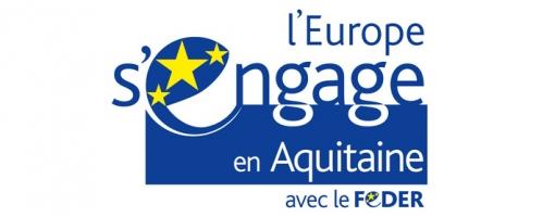 Logo du Feder Aquitaine