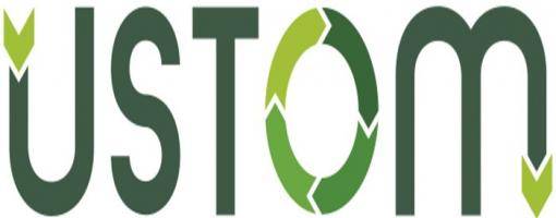 image représentant le logo de l'USTOM